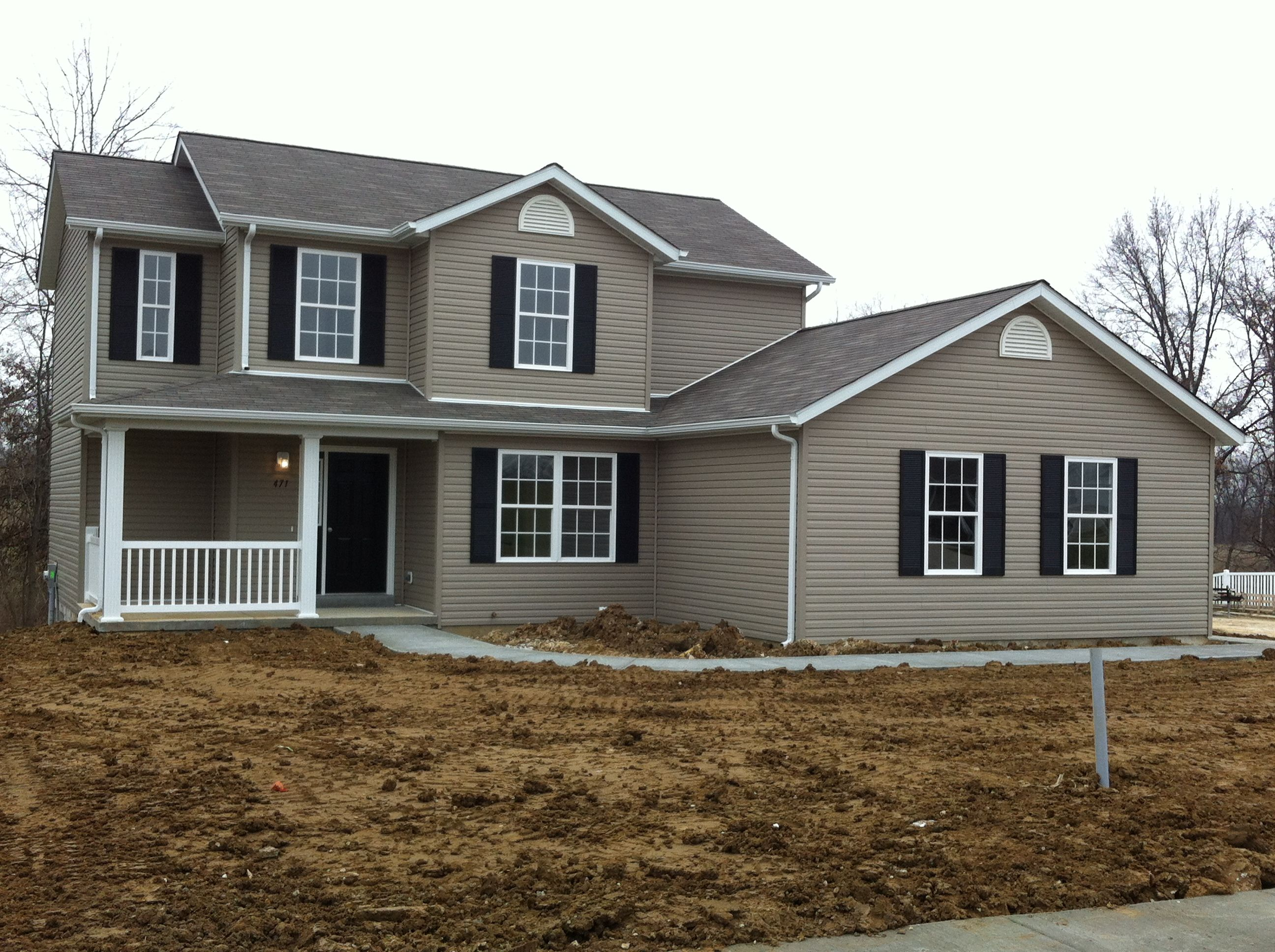 Exterior featured in The St. George By Cannon Builders, Inc.  in St. Louis, MO