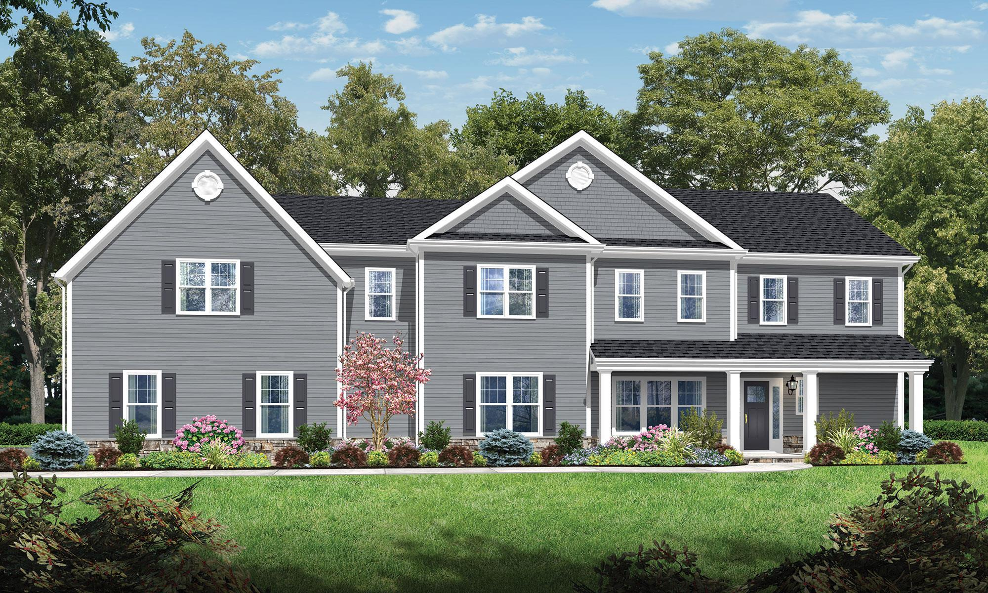 Exterior featured in The Saxton By CantorBuild in Morris County, NJ