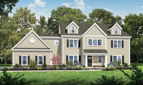 Estates at Mt. Olive by CantorBuild in Morris County New Jersey