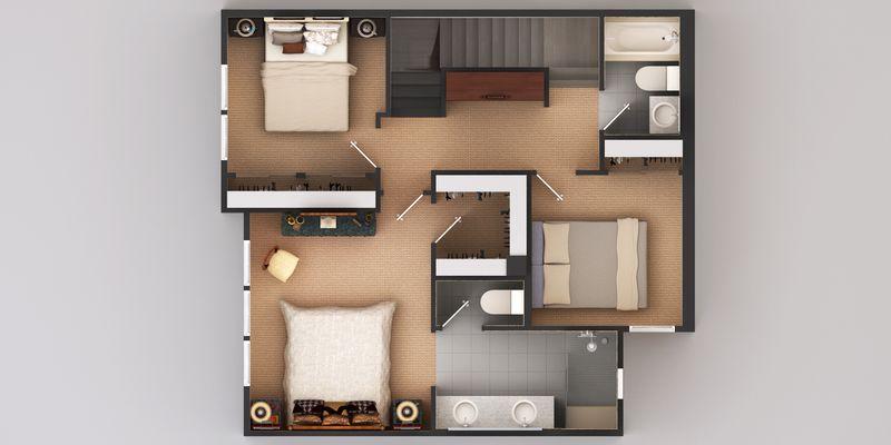 Plan 7-Second Floor