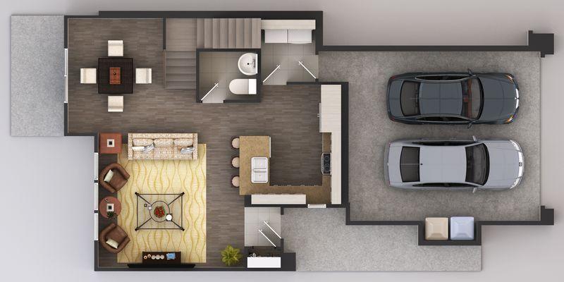 Plan 7-First Floor