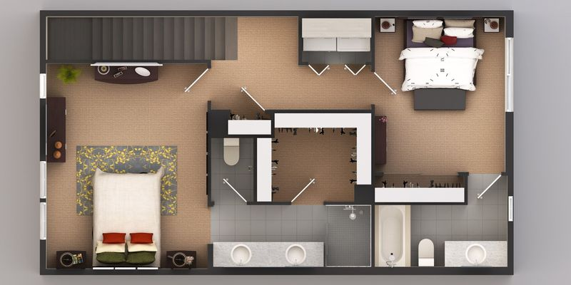 Plan 2-Third Floor