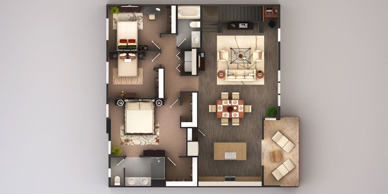 Plan 3-Third Floor