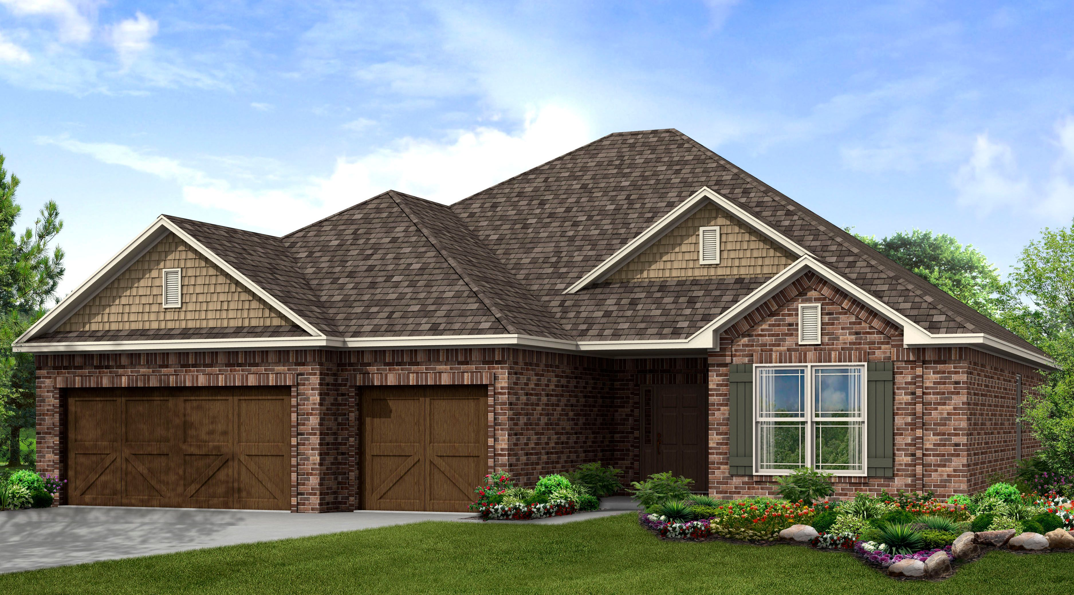 lee signature homes in broken arrow oklahoma