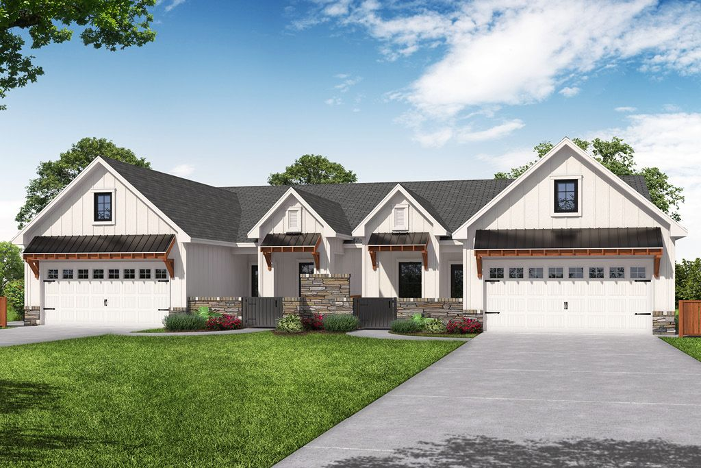 'Aspen Crossing Patio Homes' by Capital Homes in Tulsa