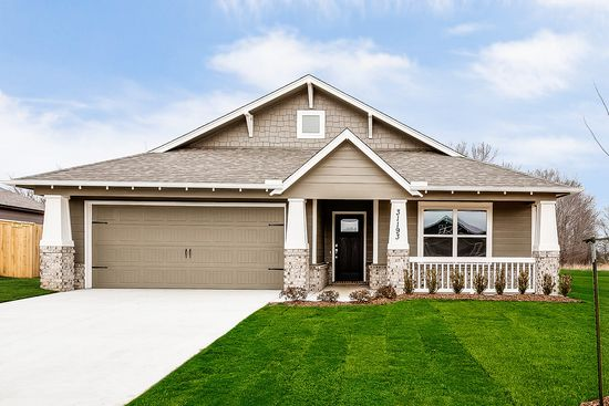 The Cottages at Mingo Crossing by Capital Homes in Tulsa Oklahoma