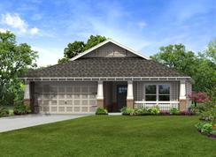 Belmont - The Cottages at Mingo Crossing: Owasso, Oklahoma - Capital Homes