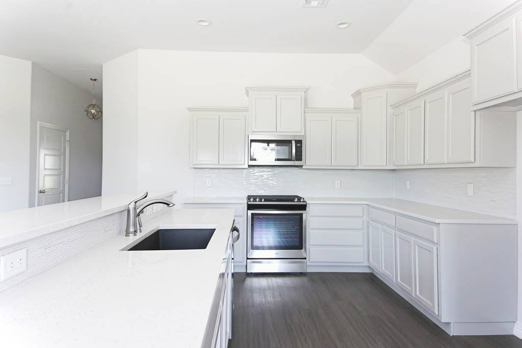 Kitchen featured in the Boston By Capital Homes in Tulsa, OK