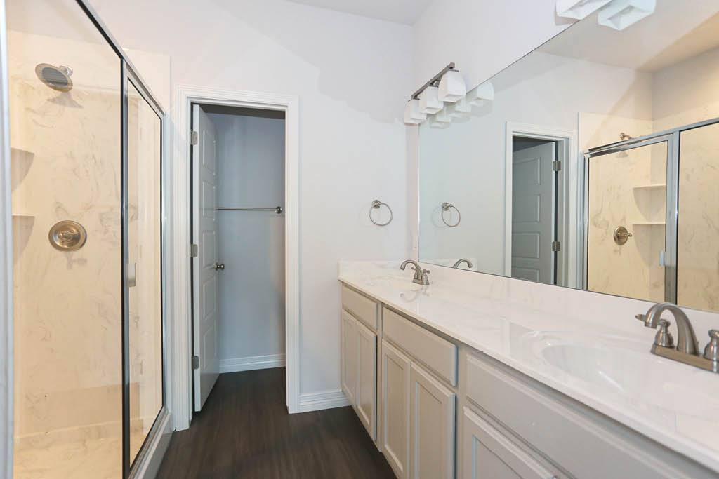 Bathroom featured in the Boston By Capital Homes in Tulsa, OK