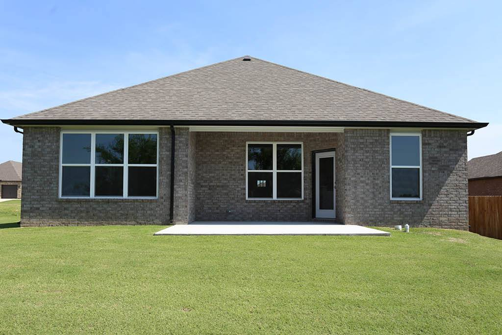 Exterior featured in the Boston By Capital Homes in Tulsa, OK