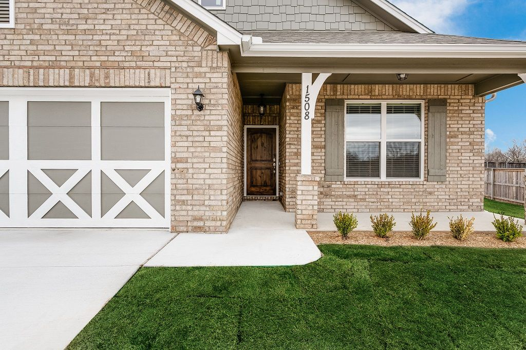 Exterior featured in the Lincoln By Capital Homes in Tulsa, OK