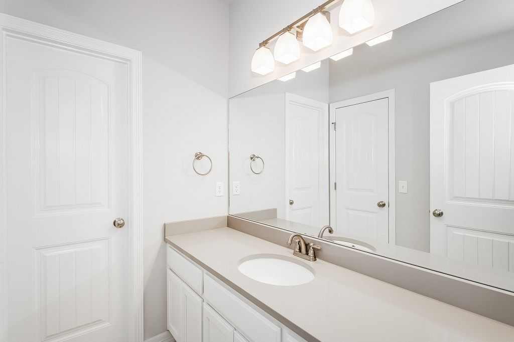 Bathroom featured in the Lincoln By Capital Homes in Tulsa, OK