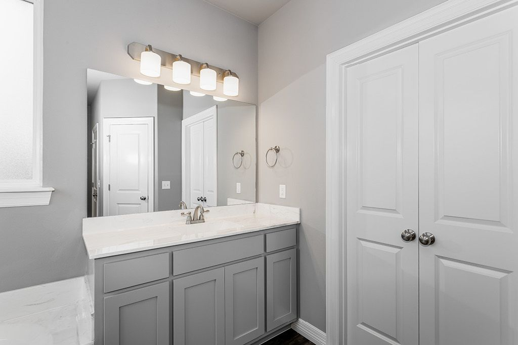 Bathroom featured in the Madison By Capital Homes in Tulsa, OK
