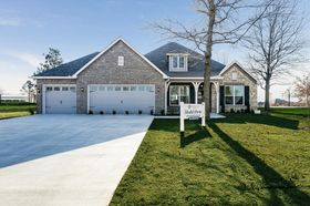 homes in The Estates at Emerald Falls by Capital Homes