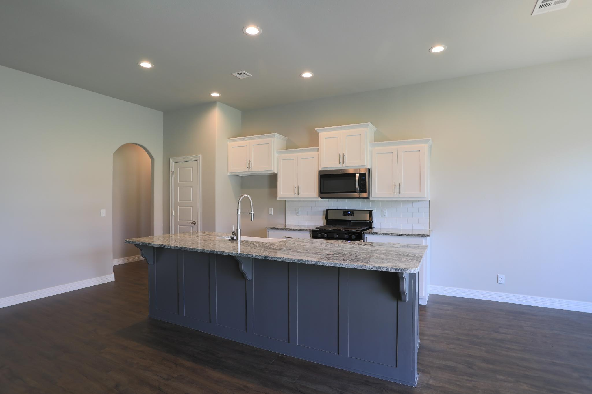 Kitchen featured in the Columbus By Capital Homes in Tulsa, OK