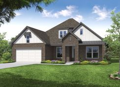 Concord - The Estates at Morrow Place: Collinsville, Oklahoma - Capital Homes