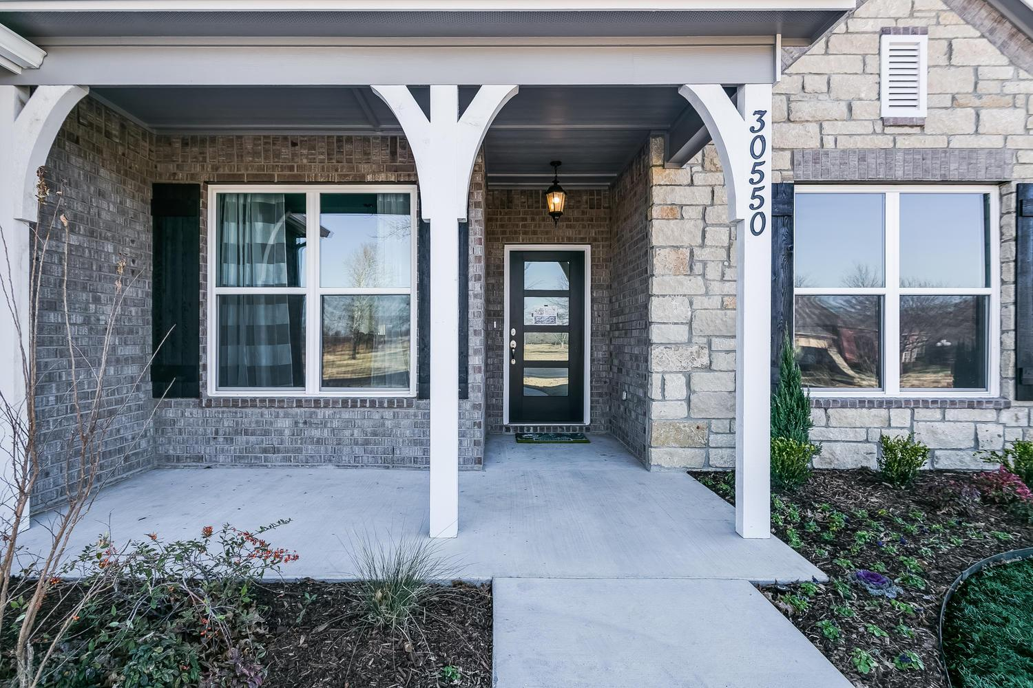 Exterior featured in the Concord By Capital Homes in Tulsa, OK