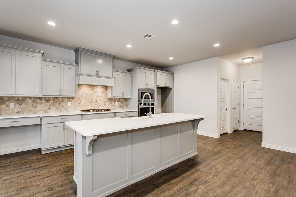 Kitchen featured in the Kennedy By Capital Homes in Tulsa, OK