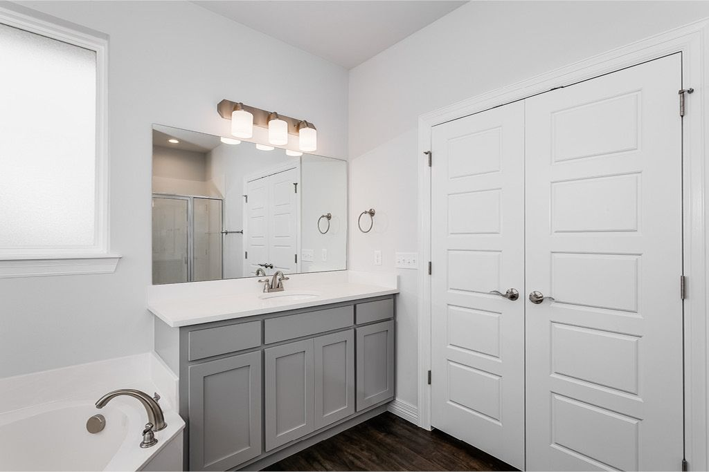 Bathroom featured in the Kennedy By Capital Homes in Tulsa, OK