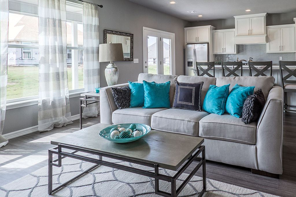 'The Reserve at Bradford Park' by Capital Homes in Tulsa