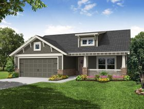 homes in The Cottages at Mingo Crossing by Capital Homes