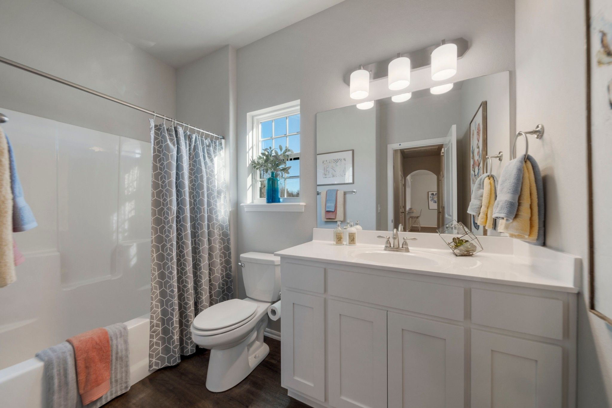 Bathroom featured in the Evergreen By Capital Homes in Tulsa, OK