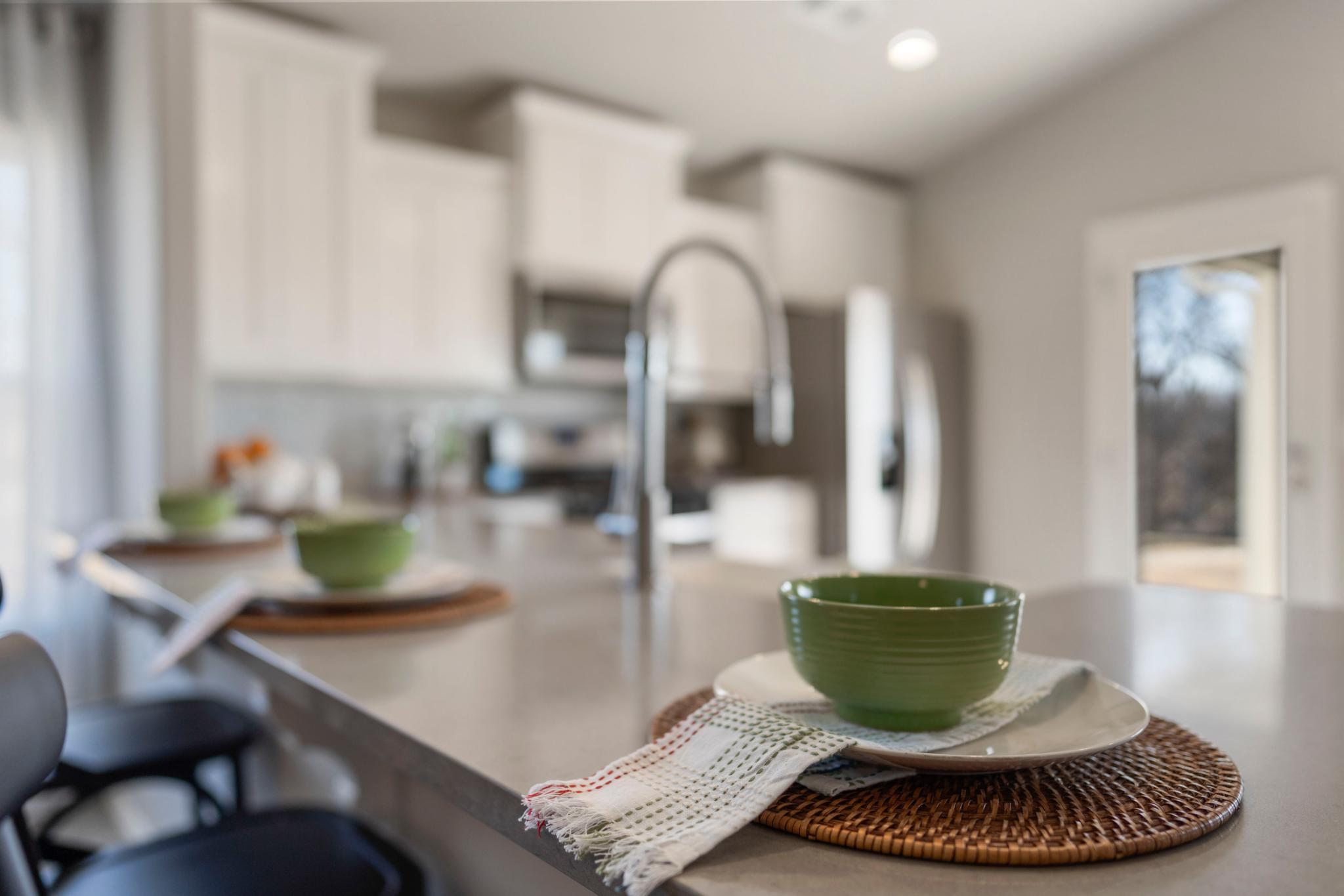 Kitchen featured in the Tahoe By Capital Homes in Tulsa, OK
