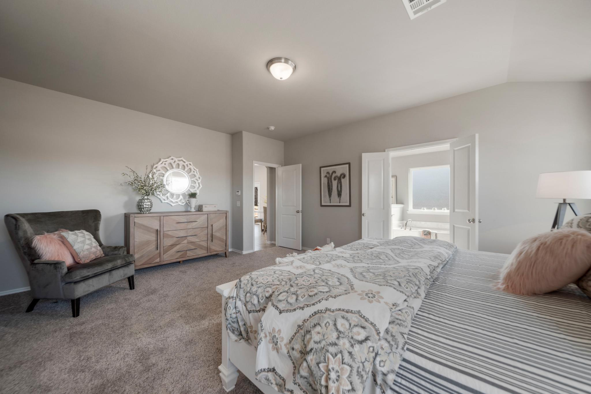 Bedroom featured in the Tahoe By Capital Homes in Tulsa, OK