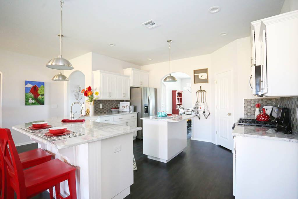 Kitchen featured in the Jefferson By Capital Homes in Tulsa, OK