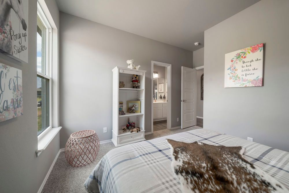 Bedroom featured in the Lincoln By Capital Homes in Tulsa, OK