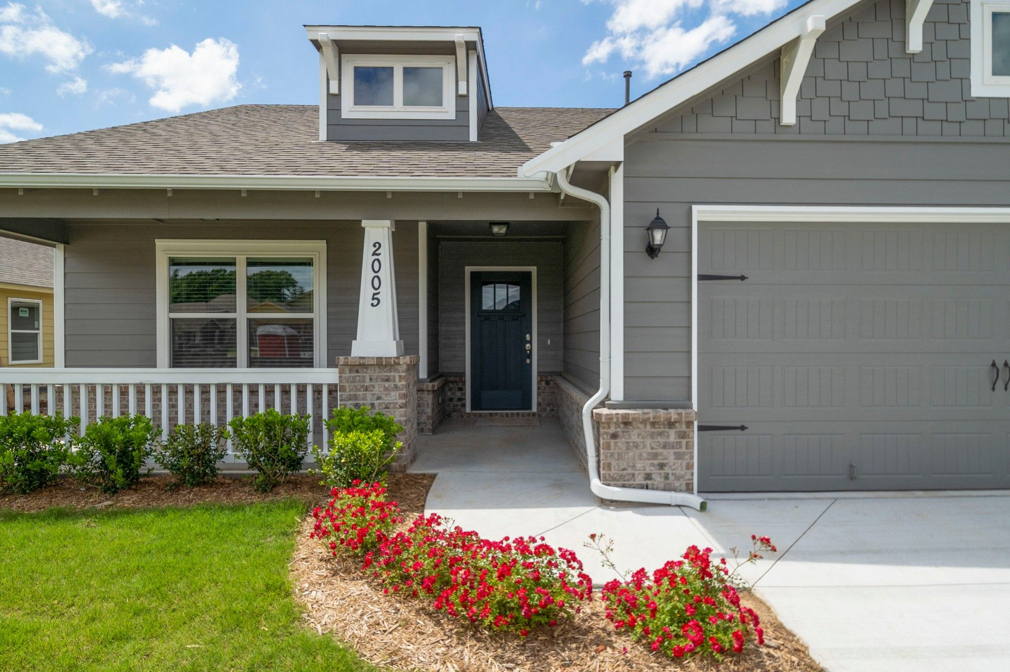 Exterior featured in the Denver By Capital Homes in Tulsa, OK