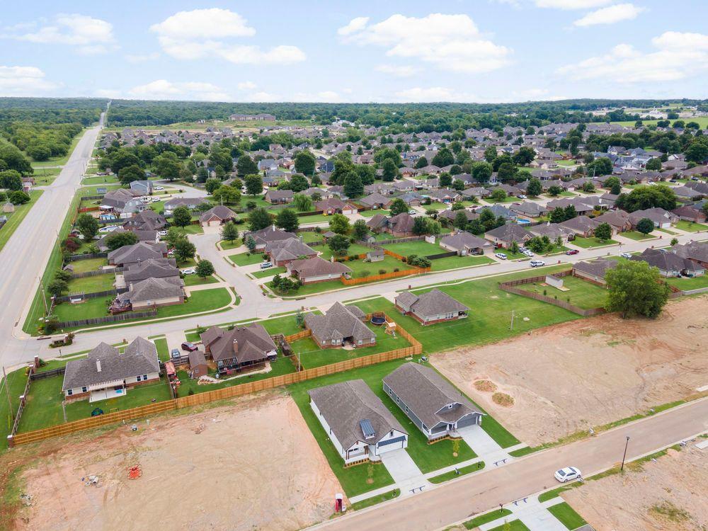 'Stone Villa II' by Capital Homes in Tulsa