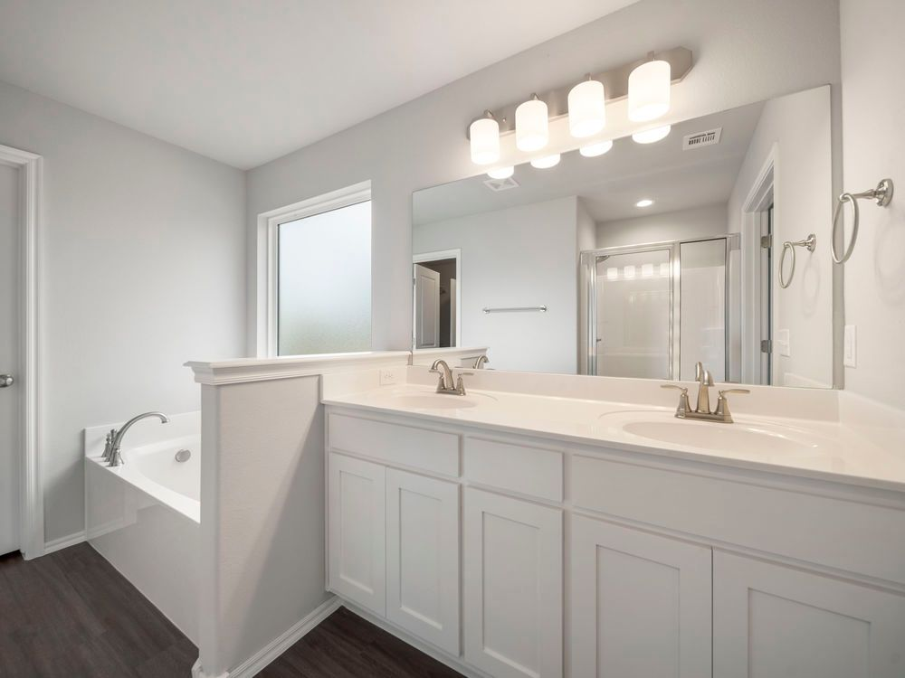 Bathroom featured in the Naples By Capital Homes in Tulsa, OK