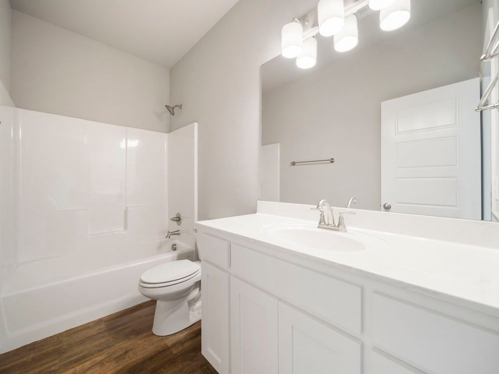 Bathroom featured in the Hartford By Capital Homes in Tulsa, OK