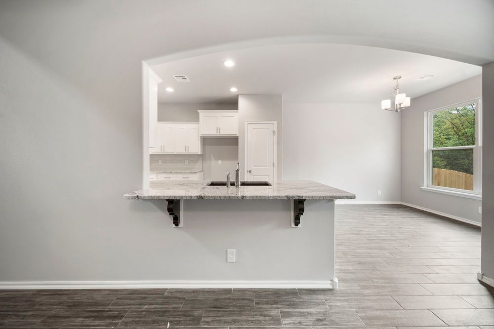 Kitchen featured in the Vermont By Capital Homes in Tulsa, OK