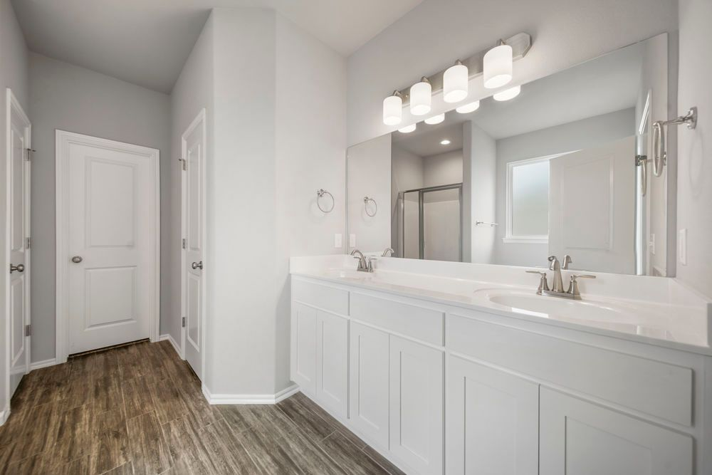 Bathroom featured in the Vermont By Capital Homes in Tulsa, OK