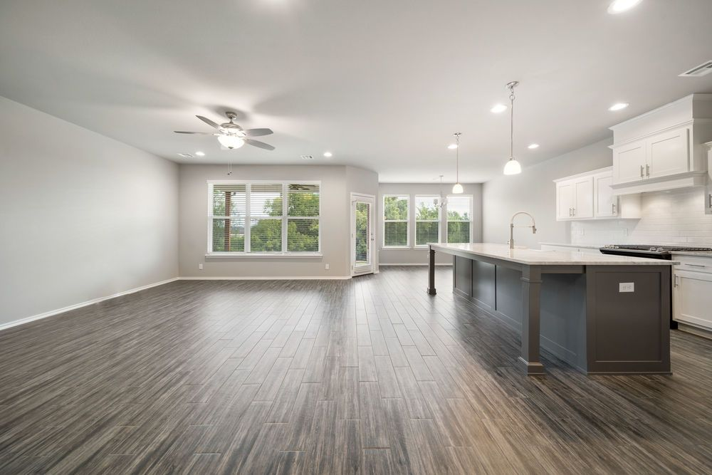 Kitchen featured in the Olympia By Capital Homes in Tulsa, OK