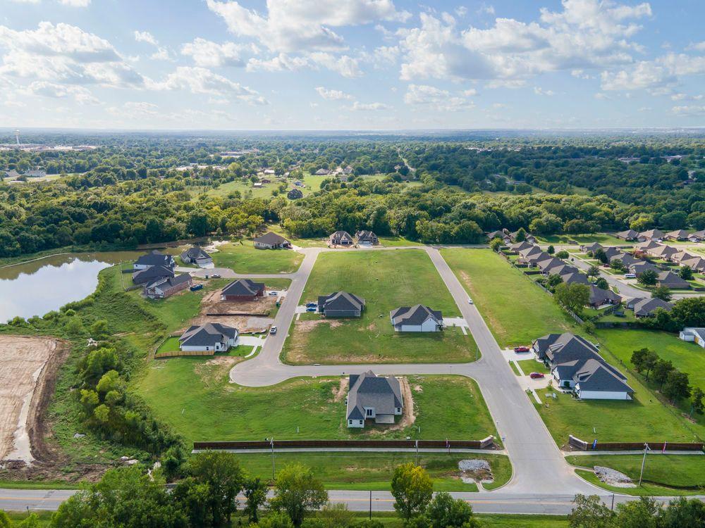 'Washington Lane VII' by Capital Homes in Tulsa
