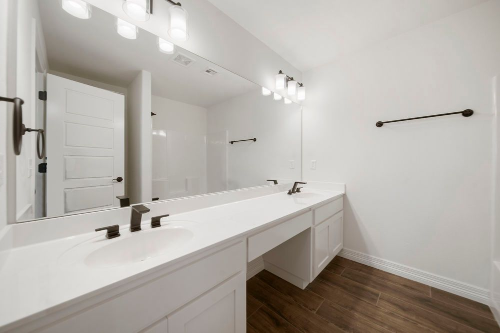 Bathroom featured in the Olympia By Capital Homes in Tulsa, OK