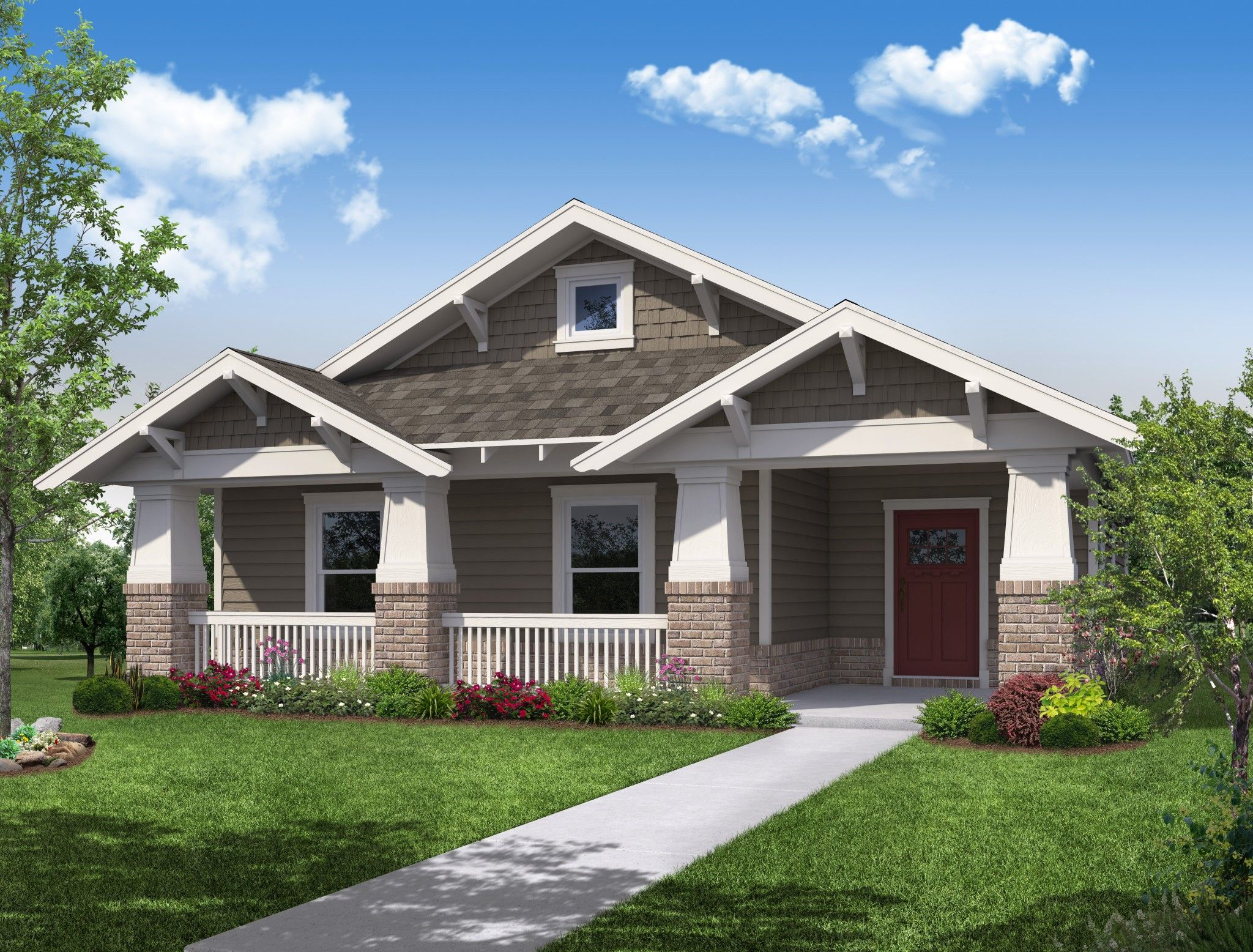 Exterior featured in the Merion By Capital Homes in Tulsa, OK