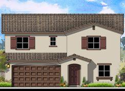Vista Sol Plan 3 - Vista Sol: Perris, California - Capital Pacific Homes