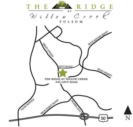 The Ridge at Willow Creek,95630