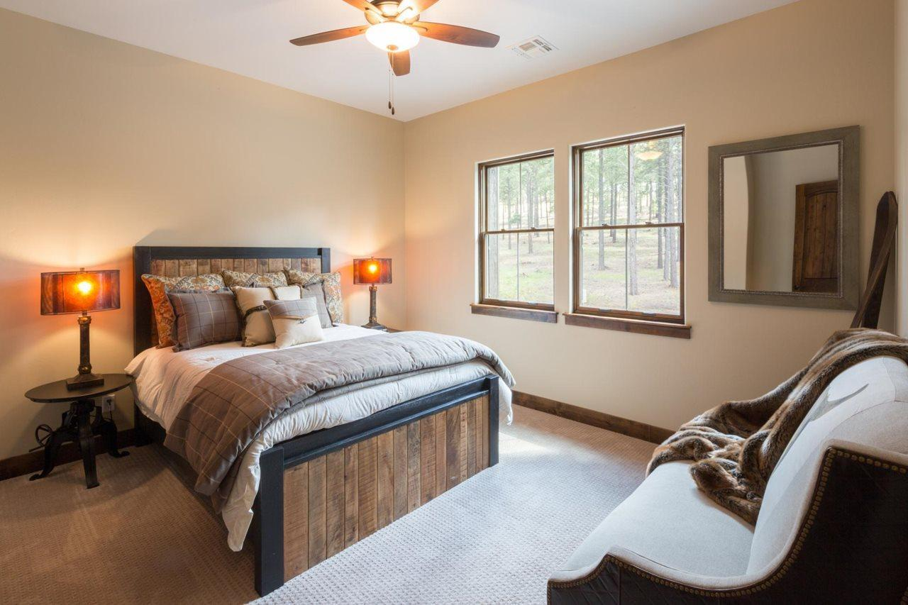 Bedroom featured in the Aspen Ridge Plan 2 By Capstone Homes in Flagstaff, AZ
