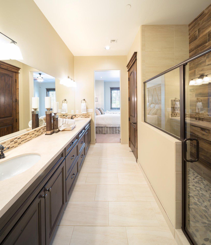 Bathroom featured in the Aspen Ridge Plan 2 By Capstone Homes in Flagstaff, AZ