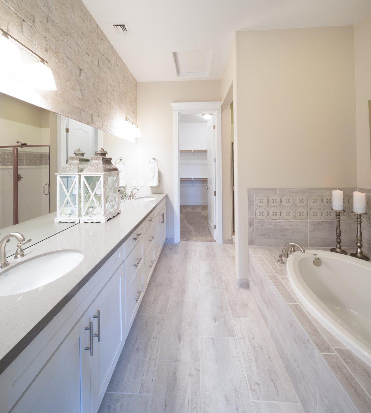 Bathroom featured in the Aspen Ridge Plan 3 By Capstone Homes in Flagstaff, AZ