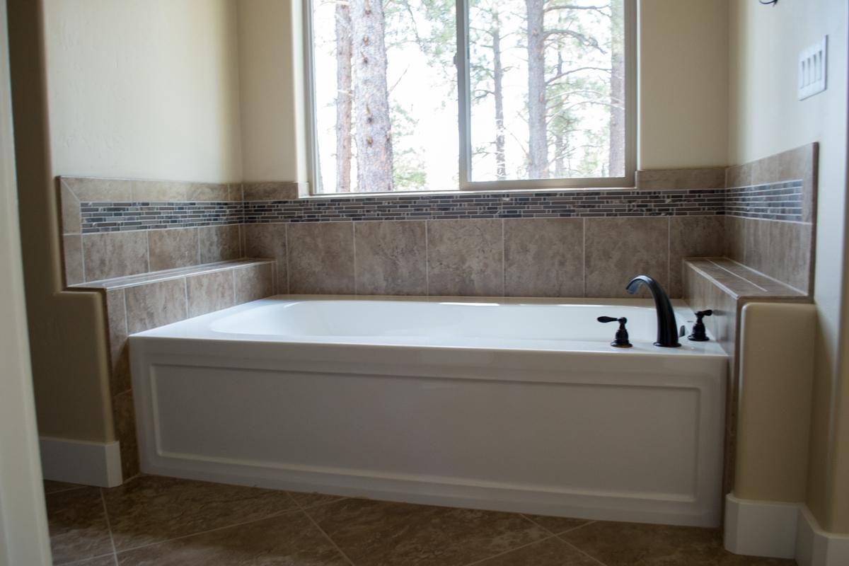 Bathroom featured in the Aspen Shadows Plan 2413 By Capstone Homes in Flagstaff, AZ