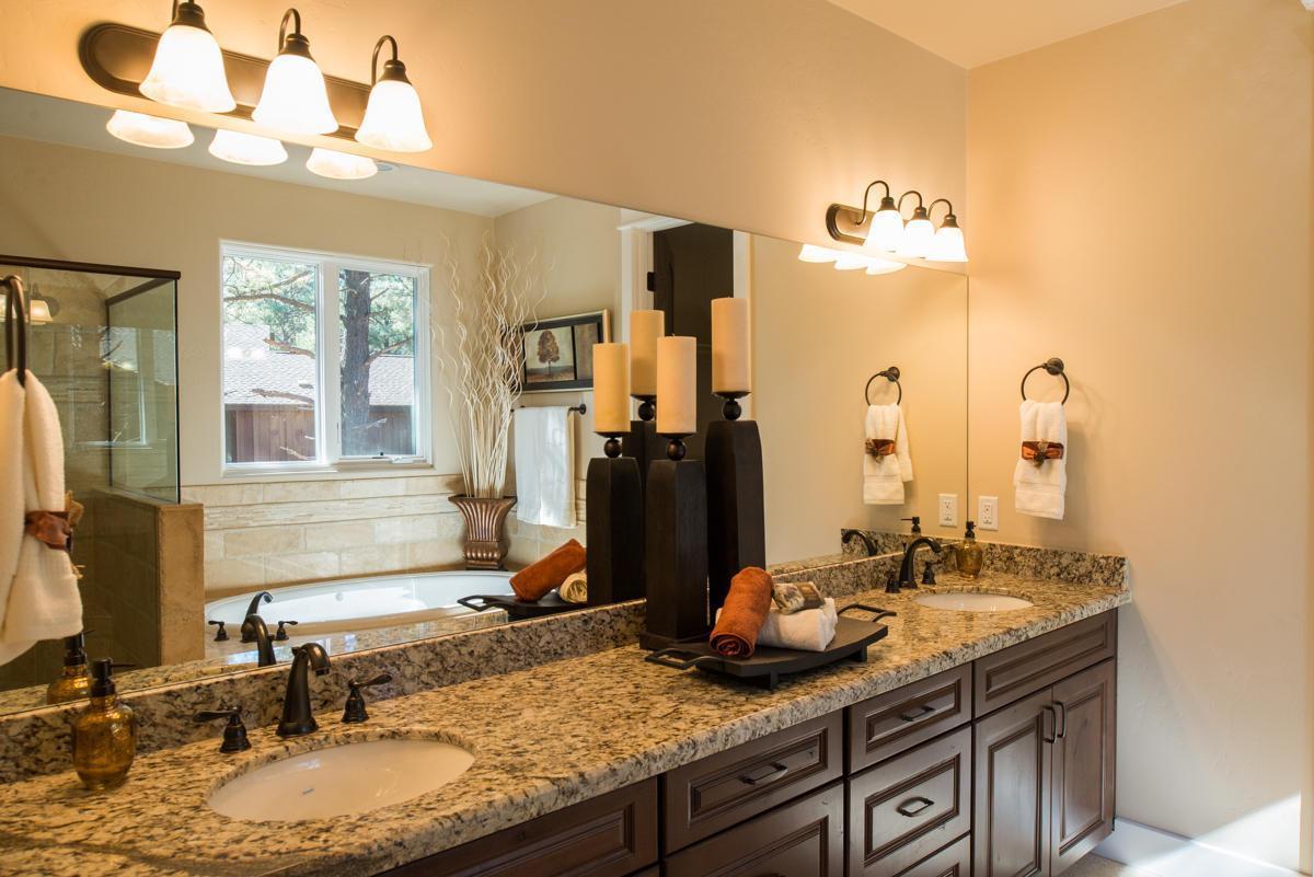 Bathroom featured in the Aspen Shadows Plan 2834 By Capstone Homes in Flagstaff, AZ