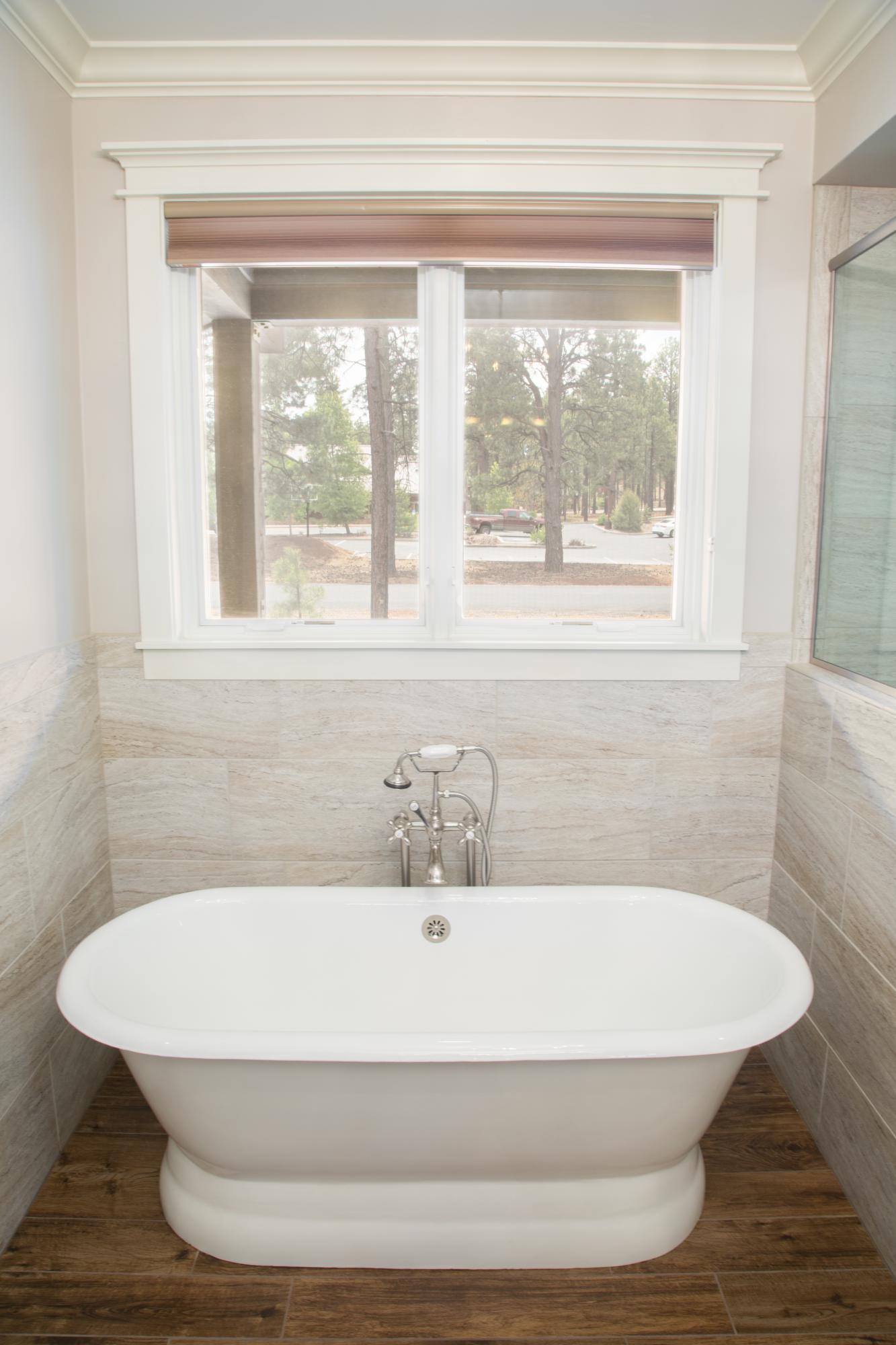 Bathroom featured in the Aspen Shadows Plan 3405 By Capstone Homes in Flagstaff, AZ