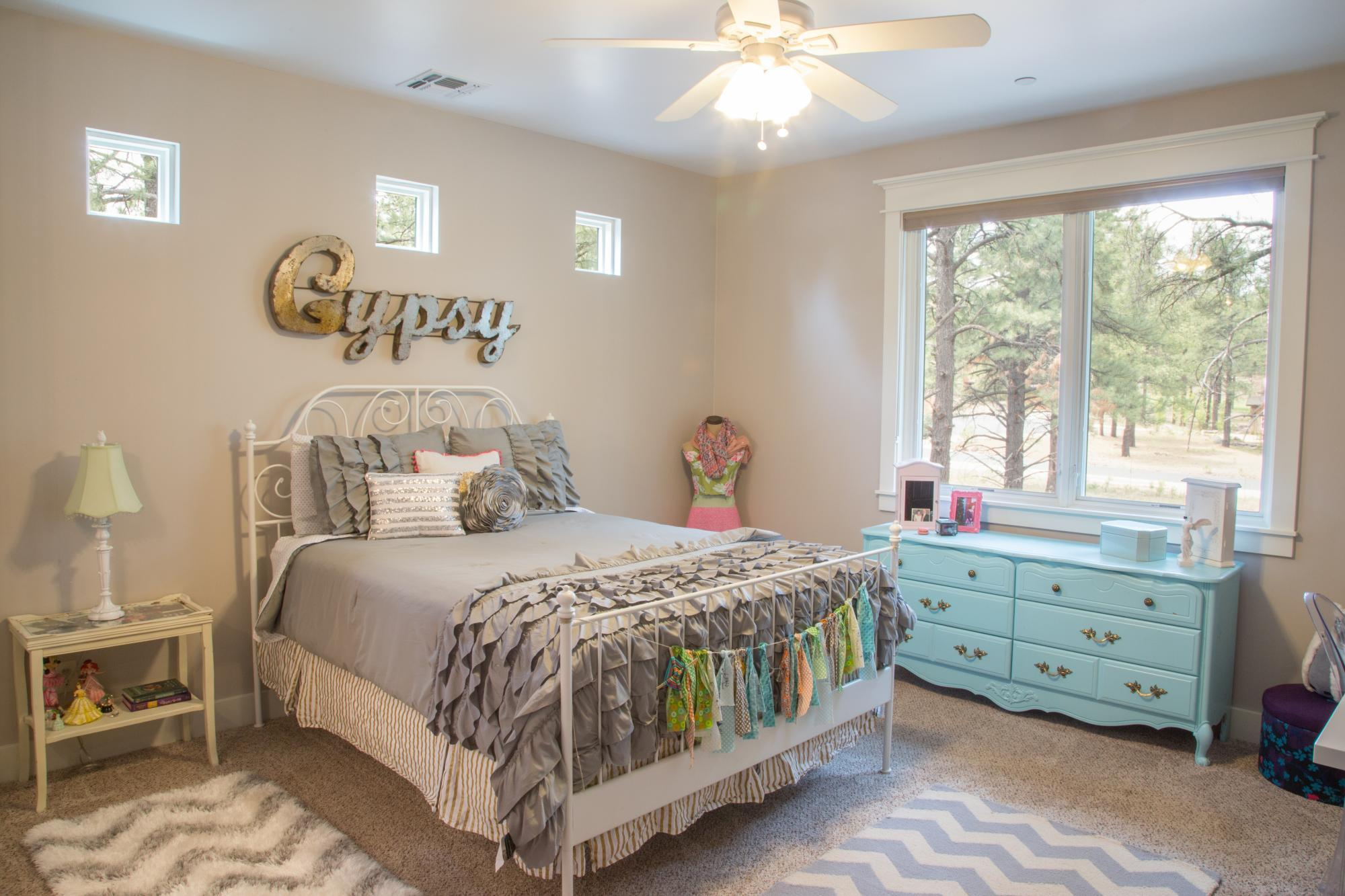 Bedroom featured in the Aspen Shadows Plan 3405 By Capstone Homes in Flagstaff, AZ