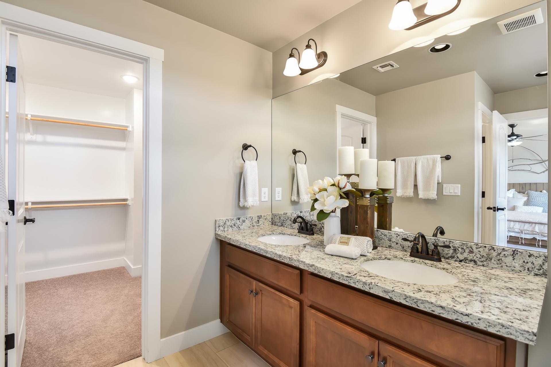 Bathroom featured in the Flagstaff Meadows Plan 1941 By Capstone Homes in Flagstaff, AZ